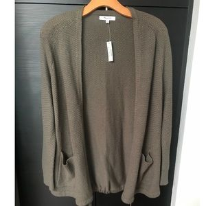 ✨NWT✨ Madewell Open Front Sweater Cardigan
